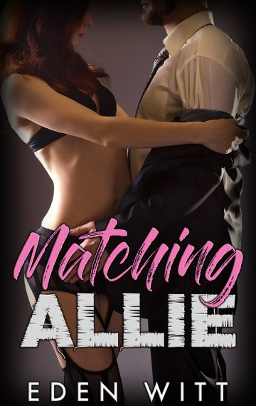 Matching Allie Ebook Cover